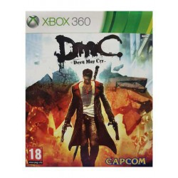 بازی DMC (DEVIL MAY CRY) برای کنسول XBOX 360