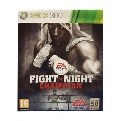 بازی FIGHT NIGHT CHAMPION برای کنسول XBOX 360
