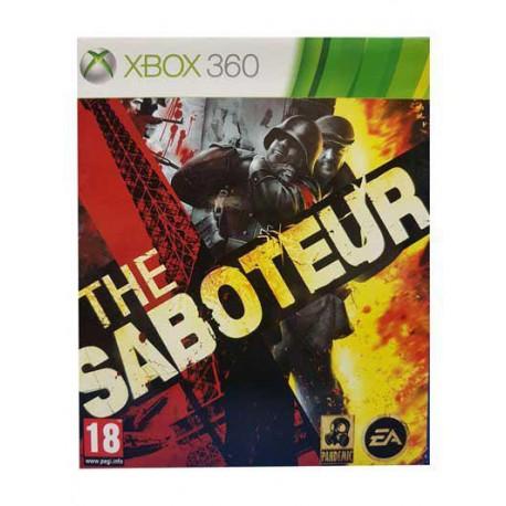 بازی THE SABOTEUR برای کنسول XBOX 360