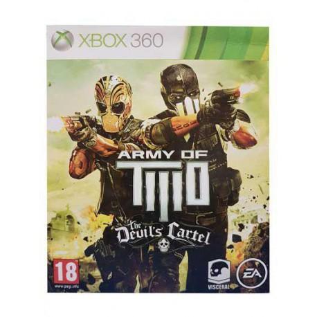 بازی ARMY OF TO III برای کنسول XBOX 360