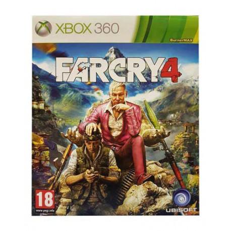 بازی FARCRY 4 برای کنسول XBOX 360