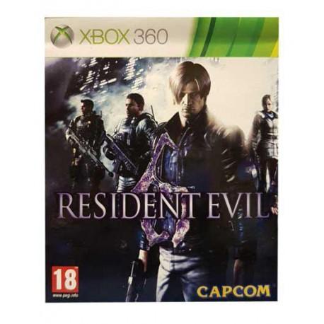 بازی RESIDENT EVIL 6 برای کنسول XBOX 360