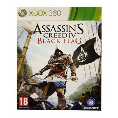 بازی ASSASSIN'S CREED IV BLACK FLAG برای کنسول XBOX 360