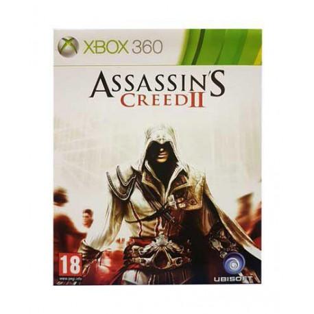 بازی ASSASSIN'S CREED II برای کنسول XBOX 360