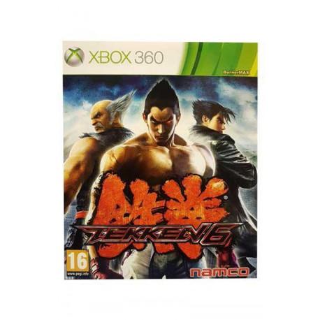بازی TEKKEN 6 برای کنسول XBOX 360