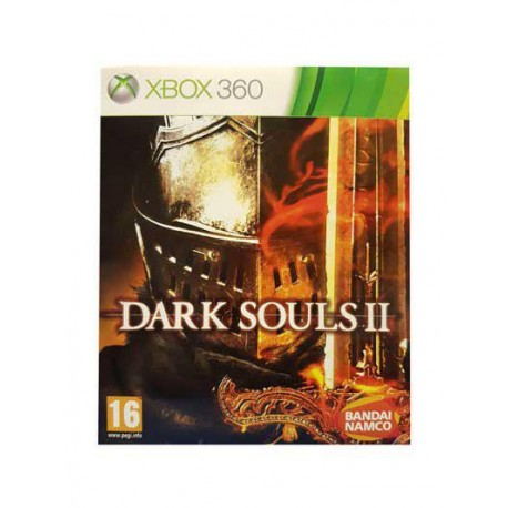 بازی DARK SOULS II برای کنسول XBOX 360