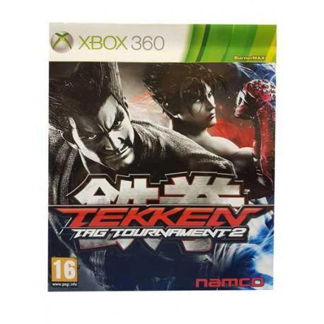 بازی TEKKEN TAG TOURNAMENT 2 برای کنسول XBOX 360