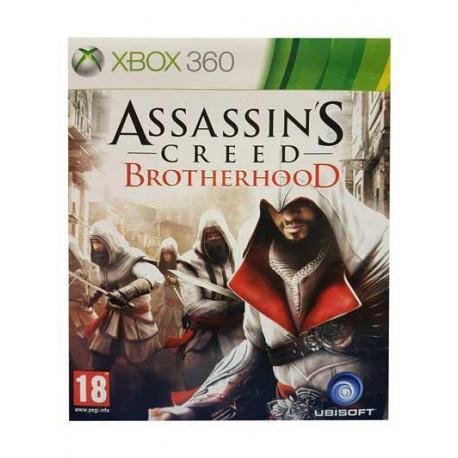 بازی ASSASSIN'S CREED BROTHERHOOD برای کنسول XBOX 360