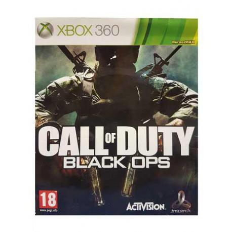 بازی CALL OF DUTY BLACK OPS برای کنسول XBOX 360