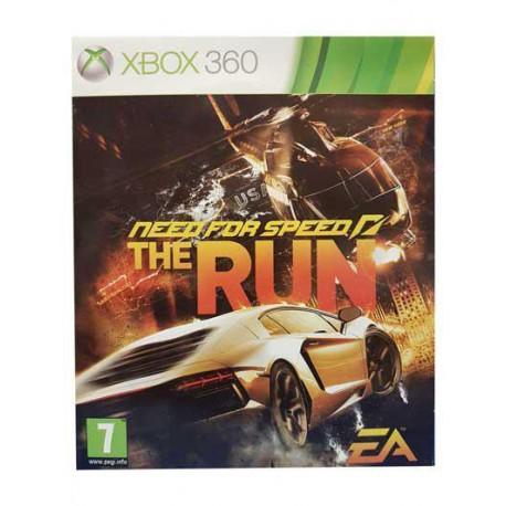 بازی NEED FOR SPEED THE RUN برای کنسول XBOX 360