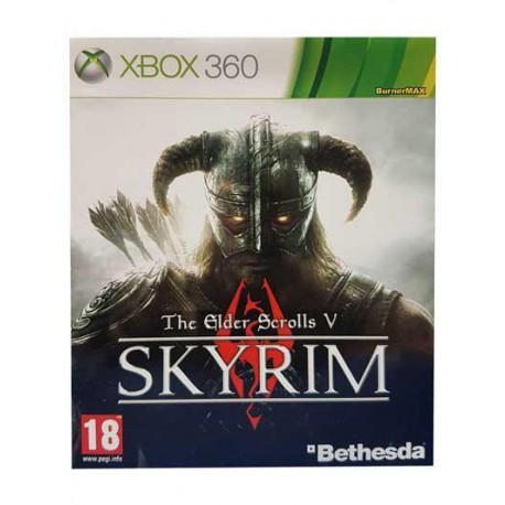 بازی SKYRIM (The Elder Scrolls V) برای کنسول XBOX 360