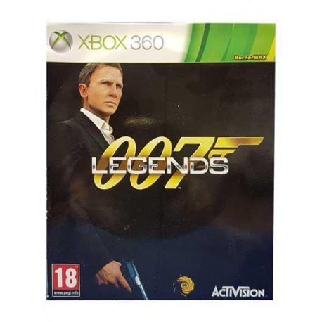 بازی LEGENDS 007 برای کنسول XBOX 360
