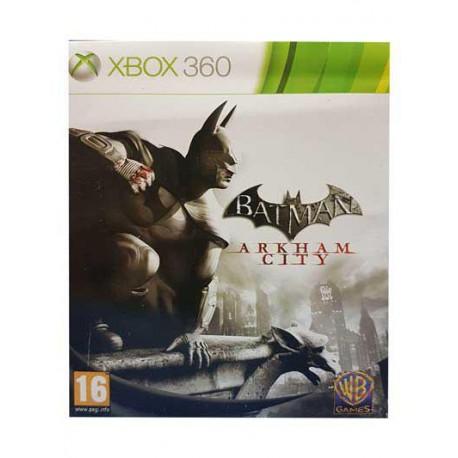 بازی BATMAN ARKHAM CITY برای کنسول XBOX 360