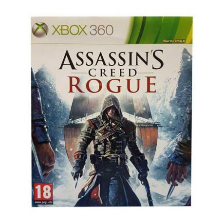 بازی ASSASSIN'S CREED ROGUE برای کنسول XBOX 360