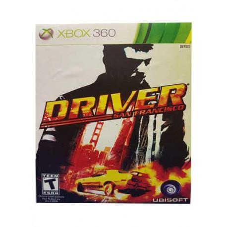 بازی DRIVER برای کنسول XBOX 360