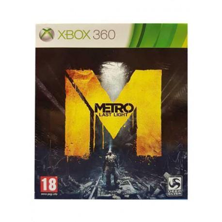 بازی METRO LAST LIGHT برای کنسول XBOX 360