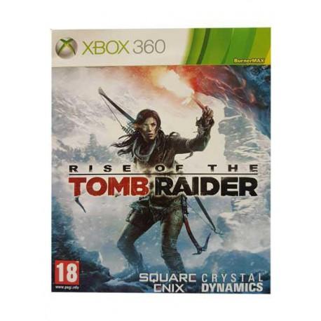 بازی RISE OF THE TOMB RAIDER برای کنسول XBOX 360