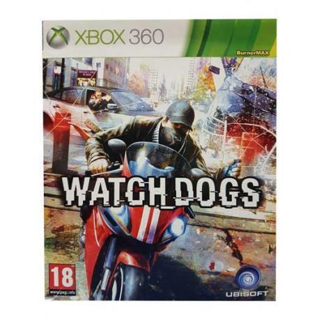 بازی WATCH DOGS برای کنسول XBOX 360