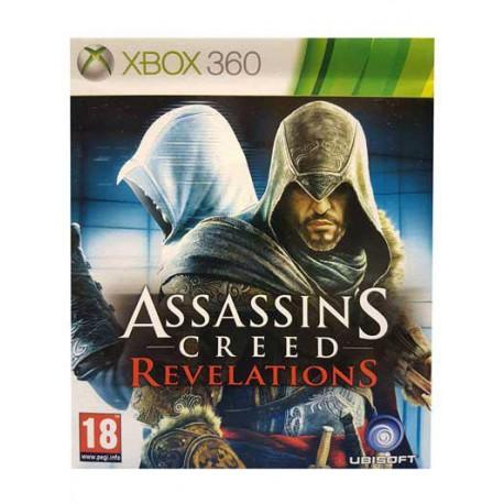 بازی ASSASSIN'S CREED REVELATIONS برای کنسول XBOX 360