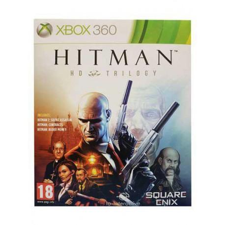 بازی HITMAN HD TRILOGY برای کنسول XBOX 360