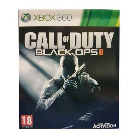 بازی CALL OF DUTY BLACK OPS II برای کنسول XBOX 360