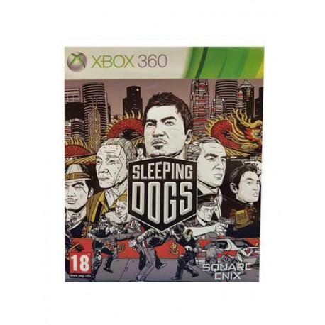 بازی SLEEPING DOGS برای کنسول XBOX 360