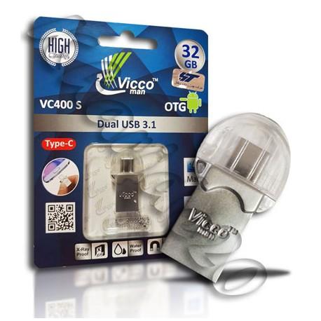 فلش مموری VICCO 32GB VC400 S