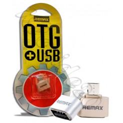 تبدیل OTG ریمکس remax بسته بندی کوچک