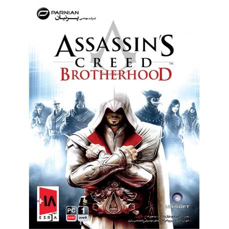 بازی کامپیوتر Assassins Creed Revelations قیمت پشت جلد : 12500تومان