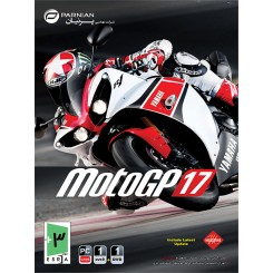 بازی کامپیوتر MotoGP 17 قیمت پشت جلد : 15500تومان