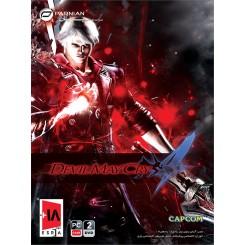 بازی کامپیوتر Devil May Cry 4 قیمت پشت جلد : 12500تومان