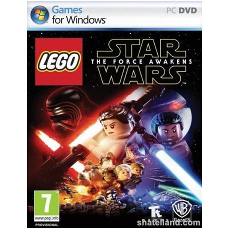 بازی Lego Star Wars The Force Wakens