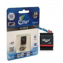 فلش مموری وایکو 16گیگ|VICCO- VC 252 - 16GB