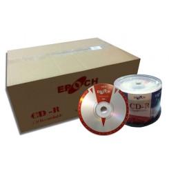 کارتن 600 تایی سی دی خام EPOCH
