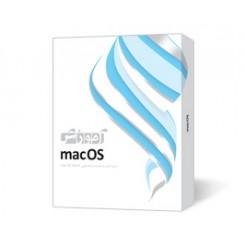 اموزش Mac OS| قیمت پشت جلد 280000 ریال |2DVD9