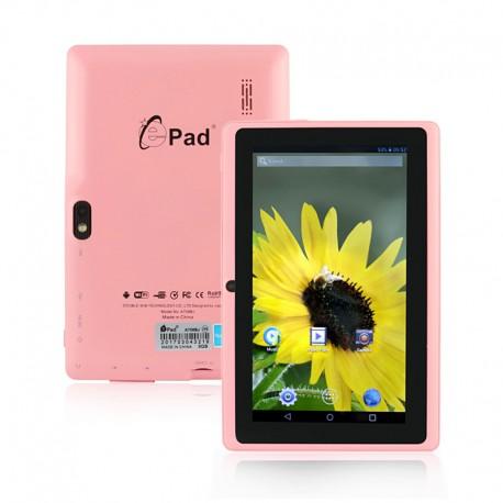 تبلت صورتی Tablet EPAD A708 WiFi