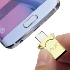 فلش مموری Type-C USB 3.1 VICCO 16GB VC400 G