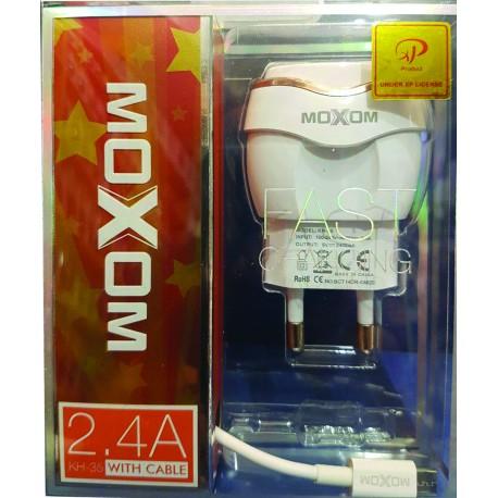 شارژر Moxom مدل KH-35