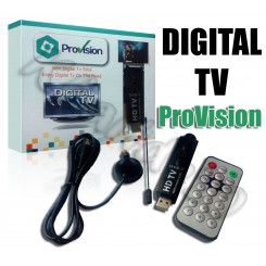 کارت TV Provision