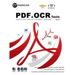 نرم افزار PDF & OCR Tools (Ver.5)|قیمت پشت جلد13000تومان