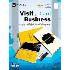 نرم افزار Visit Cart & Business Card |قیمت پشت جلد12500