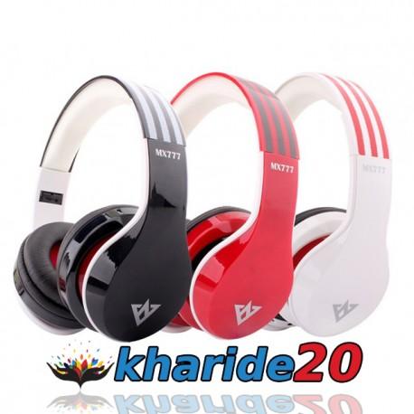 هدفون بلوتوث HD MUSIC-MX777