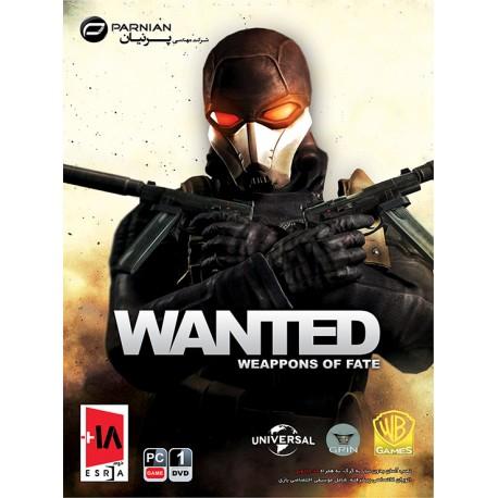 بازی کامپیوتریWanted Weapons of Fate |قیمت پشت جلد 10500 تومان
