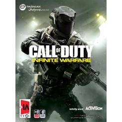 بازی کامپیوتر Call of Duty Infinite Warfare|قیمت پشت جلد 35500 تومان