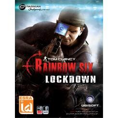 بازی کامپیوتر Tom Clancy's Rainbow Six Lockdown |قیمت پشت جلد 10500 تومان