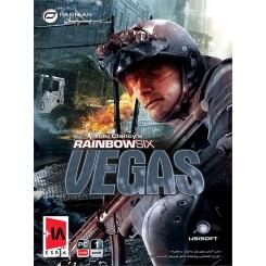 بازی کامپیوتر Tom Clancy's Rainbow Six Vegas |قیمت پشت جلد 12500 تومان