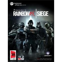 بازی کامپیوتر Tom Clancy's Rainbow Six siege|قیمت پشت جلد 12500 تومان