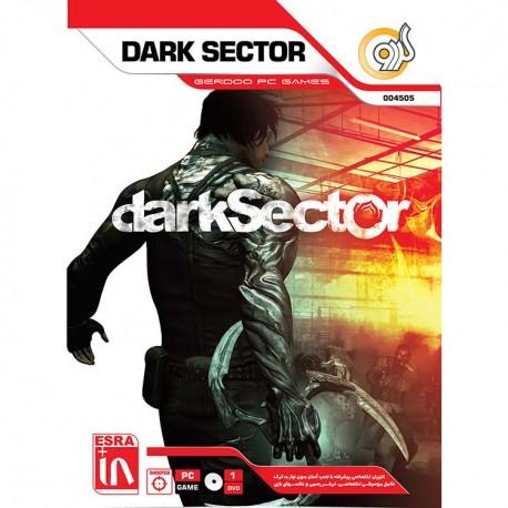 بازی کامپیوترDark Sector |قیمت پشت جلد 6000 تومان