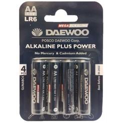 باتری قلمی آلکالاین 4 عددی DAEWOO