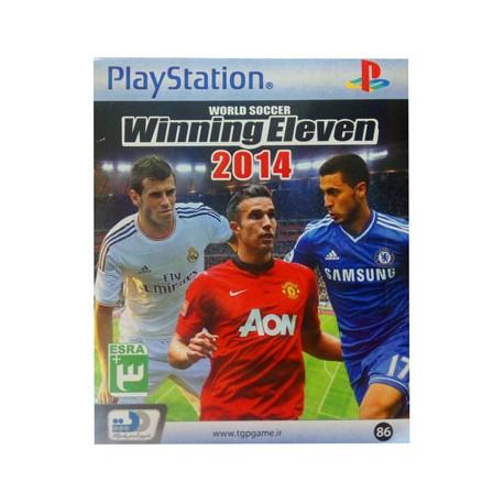 بازی Winning Eleven 2014 PS1